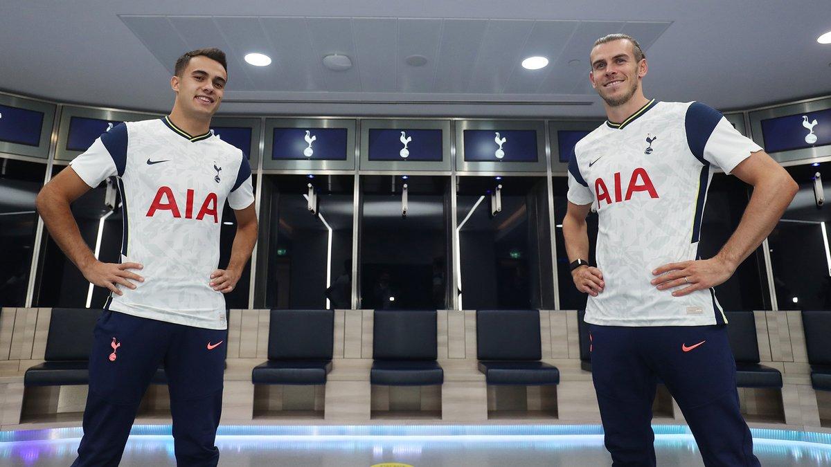 📌 Tottenham Hotspur Stadium   #BaleIsBack ⚪️ #HolaReguilón https://t.co/OOY2NJMRu0