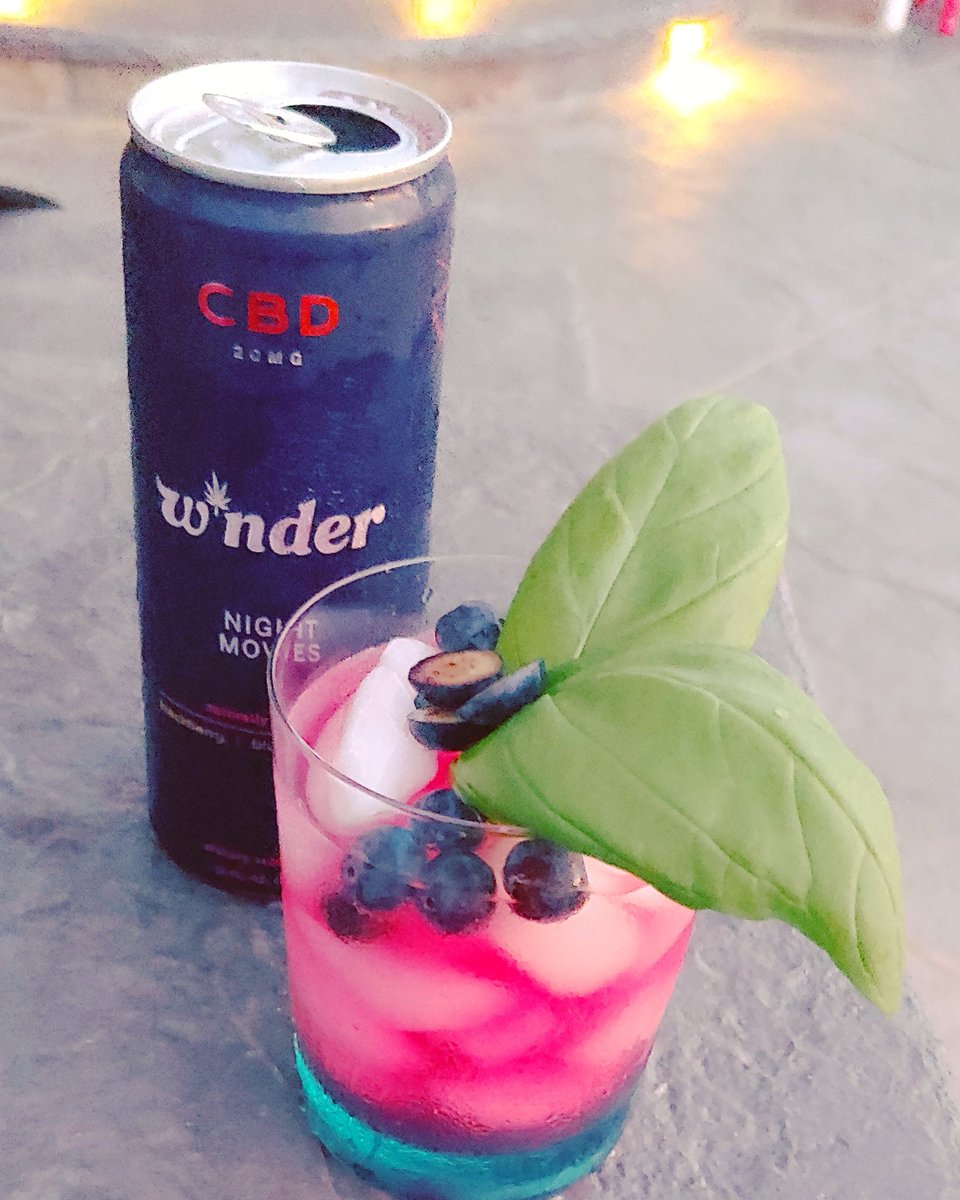We're ready to relax & unwind & get the weekend started w/ a #delish #CBD #infused #beverage by @WnderAllDay #NightMoves has a fresh #blueberry #blackberry & #basil flavor & it's 20mg per can Available in store & #online https://t.co/IBRXo8LJZL  #miwellnesscbd #wnder  #cbdinfused https://t.co/jN54TuvgBC