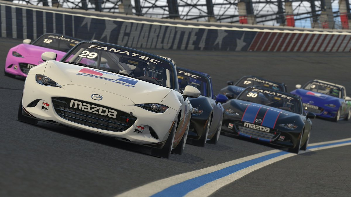 #PAXOnline -  Intense racing, viewership giveaways, and Paul and Connery's soothing voices. What more could you possibly need?!?  Come hang out for the Almost Pro $10k iRacing Open Powered by @IntelGaming!!  📺LIVE NOW: https://t.co/CjTAW7D5KV https://t.co/iu1JodGP35