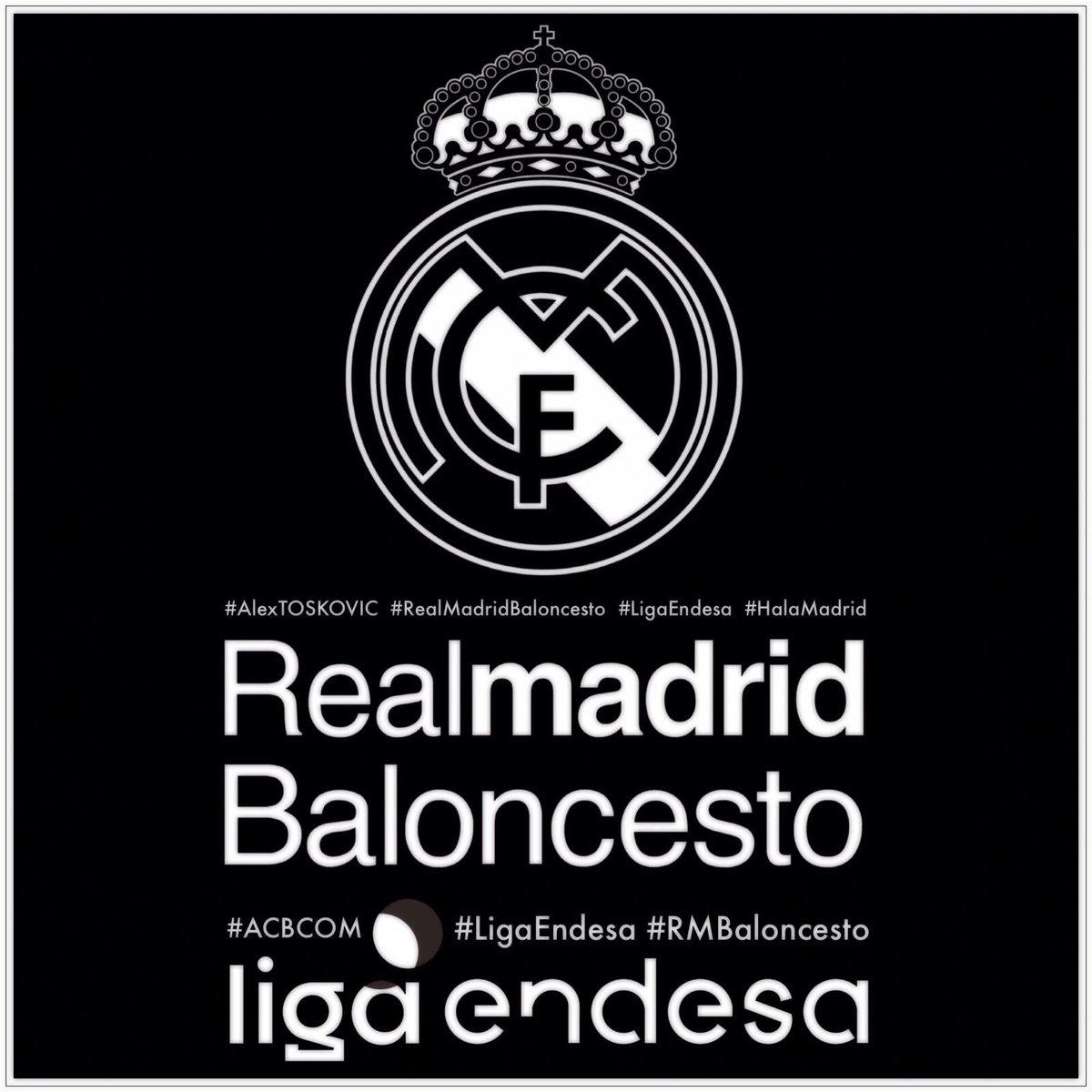 Round 1 - WIN! Onto the next one! #RMBaloncesto #VamosReal #HalaMadrid #LigaEndesa #AlexTOSKOVIC https://t.co/88U0xqZatU