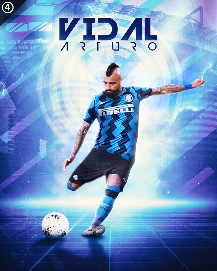 DONE DEAL: @kingarturo23 has agreed to join @Inter ⚫️🔵 (via @FabrizioRomano) https://t.co/F18jlpCbqQ