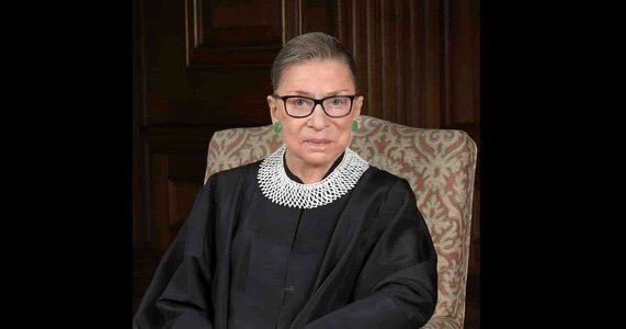 I often quote Ruth Bader Ginsburg on equality:  RGB said there would be enough women on the Supreme Court when there were NINE.  I had never thought about it that way. After centuries of nine male justices, don't we deserve a couple hundred years of nine female justices? https://t.co/PGLd3KBv53
