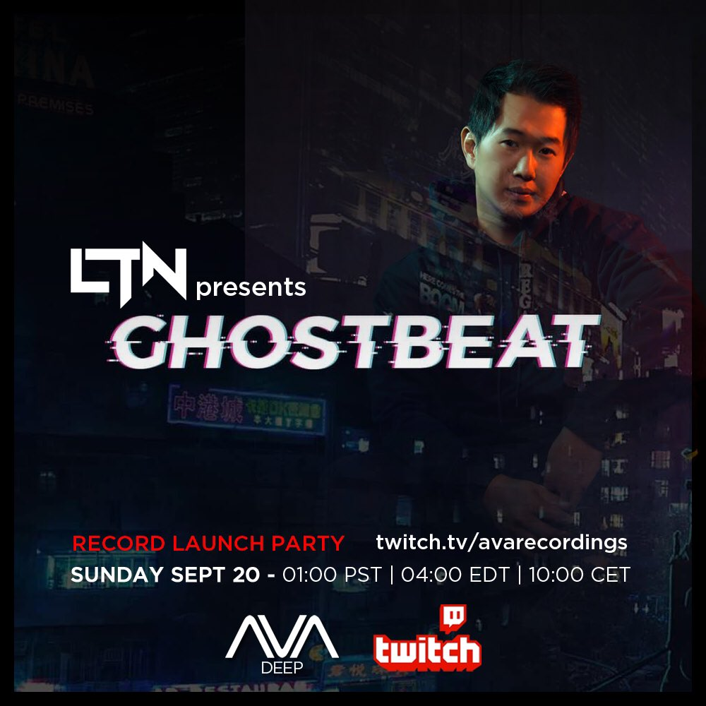 Tonight we celebrate the launch of the new deep imprint with a @Louis_Tan_LTN stream on our @Twitch channel! https://t.co/IbF3YjDtxW beginning at 1am PST !  First release 🎶 https://t.co/Oewh4GlDzg https://t.co/INmpSL29Hl