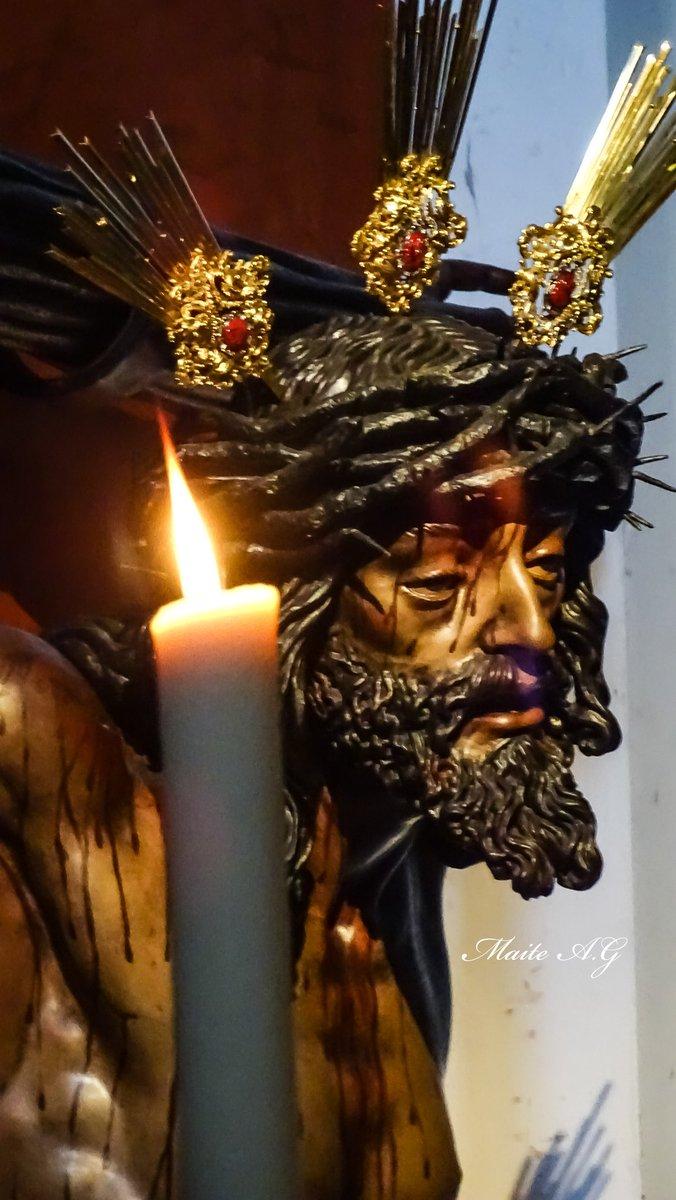 Santísimo Cristo de la Agonía  @HdadLasPenas #Penas #CofradiasMlg #SemanaSantaMlg #MartesSanto https://t.co/V7yC3zWzHK