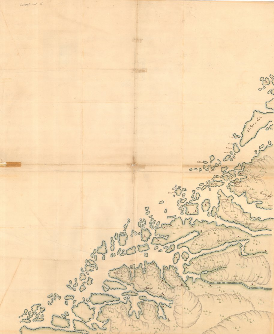 Kart over den nordlige Del af Romsdals amt: Møre og Romsdal  1770  #norway #maps #cartography #mapsOfNorway https://t.co/J220bcbnoG