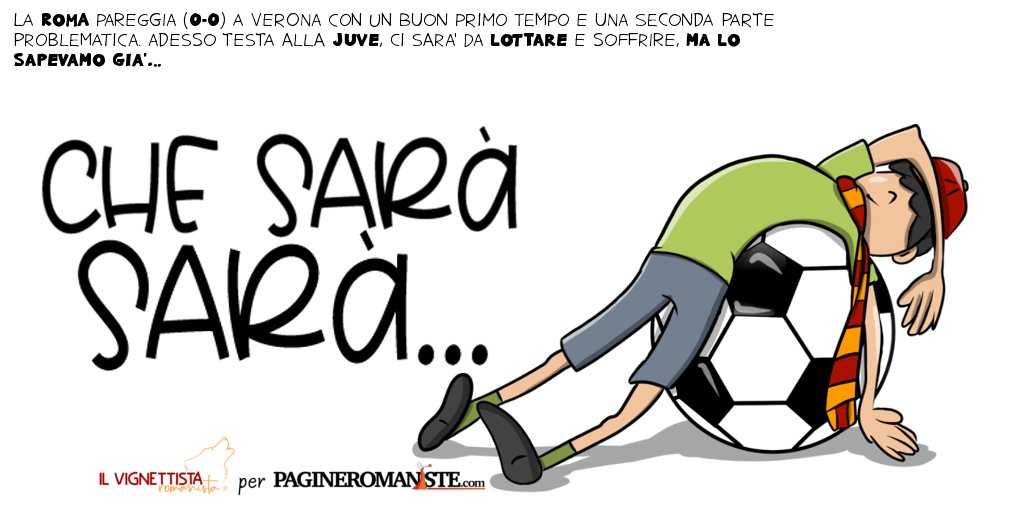 #VeronaRoma