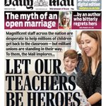Image for the Tweet beginning: MAY: Let Our Teacher Be