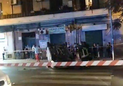 Grave incidente in corso Tukory a Palermo, una donna trasportata in ospedale (FOTO) - https://t.co/WNOEAe3HJR #blogsicilianotizie
