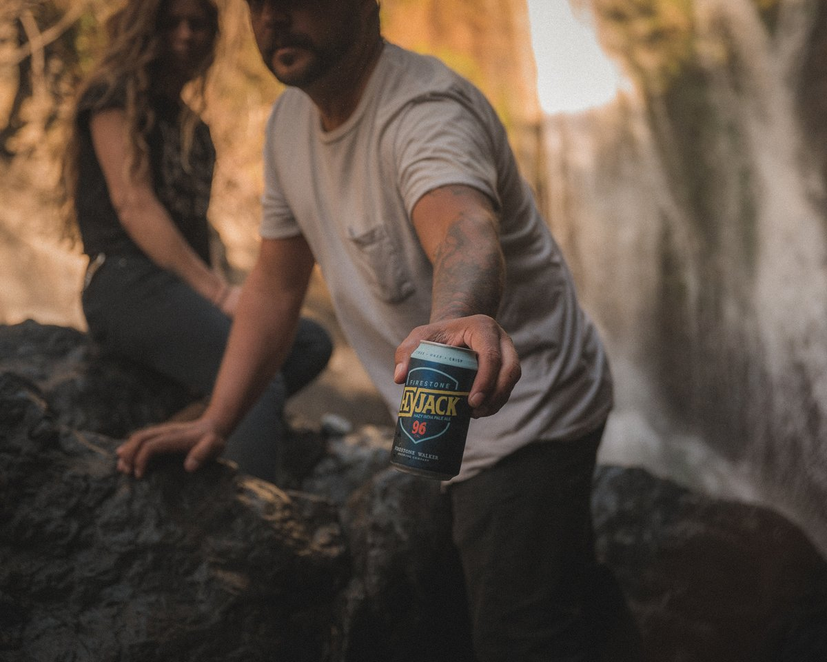 A beer crafted for wherever your next adventure takes you. https://t.co/x2Gm45rKJE #flyjack #hazyipa #craftedforadventure #ipa #craftbeer #firestonewalker https://t.co/Mkp2VfypGr