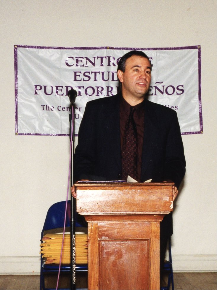 I'm proud of my time as director at @CentroPR, one of the leading Latino research centers in the U.S., and grateful that it gave me my start at @CUNY. Centro continues to provide great programming and conduct important research into Puerto Rican history. #TBT https://t.co/UOyVU2N558