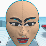 Image for the Tweet beginning: #3dprinting ,#3dmodeling ,#PopCulture ,#TinkerTogether,#Tinkercad,#Autodesk,#MeshMixer,#SciFi,#ScienceFiction,-Getting closer