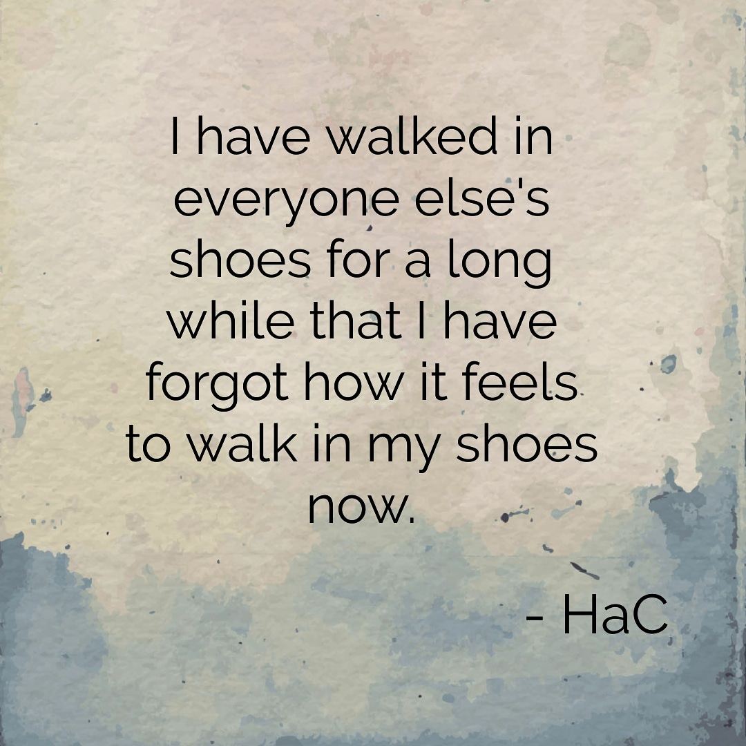 Maybe it's me or maybe it's time for a change. #writer #writing #HaC #love #life #pune #punebloggers #lovewriting https://t.co/WGokjSAdWT