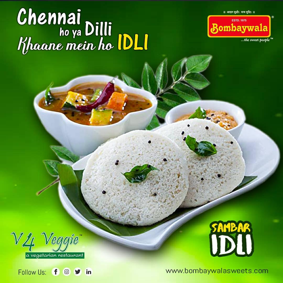 Fun Fact! People who love Idli, are always Happier and Healthier who don't. 😌 #idli . . . #dosa #idli #uttapam #stayhealthy #foodblogger #coronavirus #stayhome #staysafe #bombaywala #restaurant #india #maharashtra #orangecity #bombaywalasweets #nagpur #nagpurfoodies #nagpuri https://t.co/tKx06FHAOv
