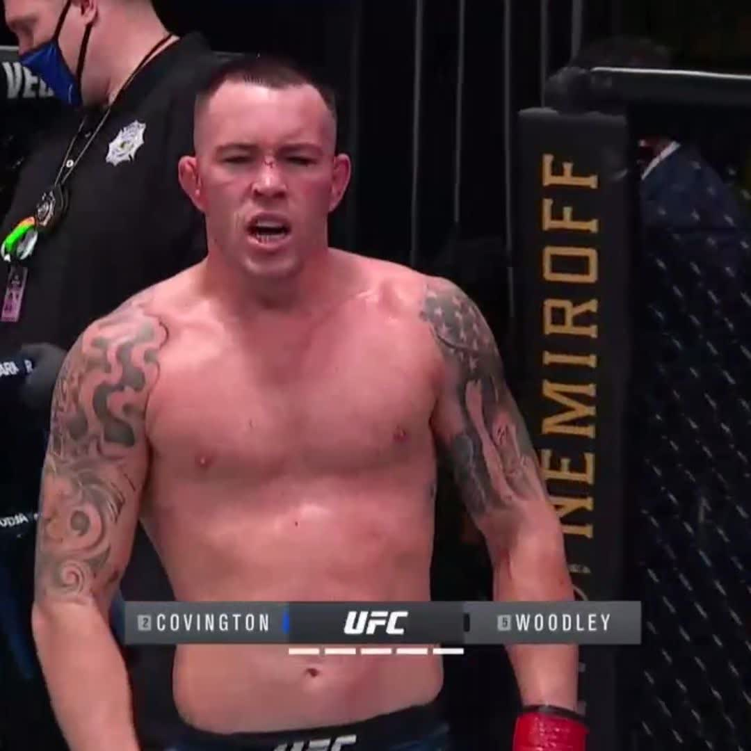 """I WANT MY BELT BACK!"" 🏆  @ColbyCovMMA is on the hunt for gold.   [ *NSFW* ] https://t.co/Zbsy4PHSnN"
