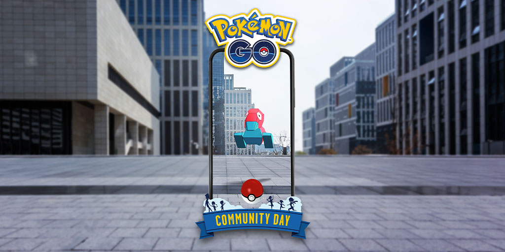 #PokemonGOCommunityDay has started in areas around the world. Be on the lookout for Porygon on September 20 from 11 a.m. to 5 p.m. local time! If you're lucky, you might find a Shiny Porygon! https://t.co/GD1hgIWAPh