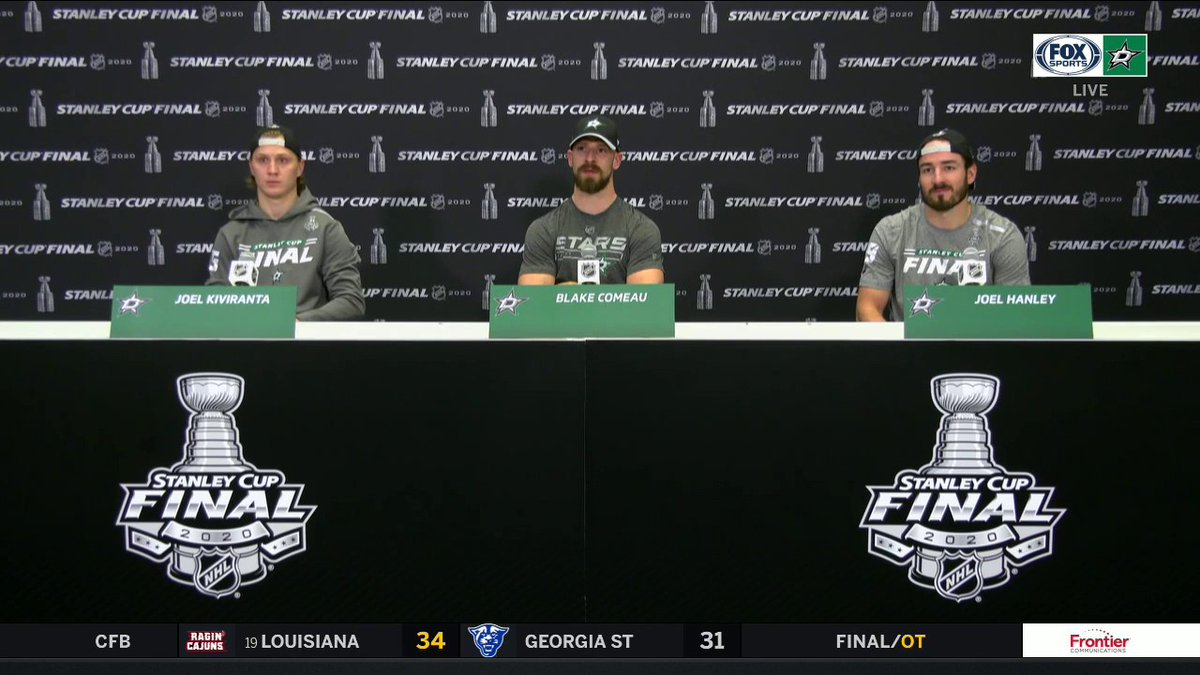 @FOXSportsSW's photo on #StanleyCup