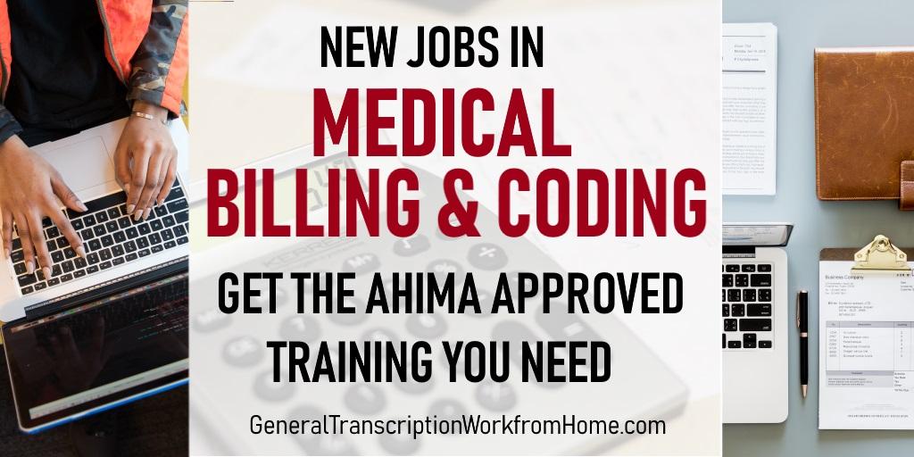 New Jobs in Medical Coding / Medical Billing. Get AHIMA Approved #medical #coding #billing #WAHM #Moms #aff  https://t.co/snylTySLCh https://t.co/VWtASUwBRc