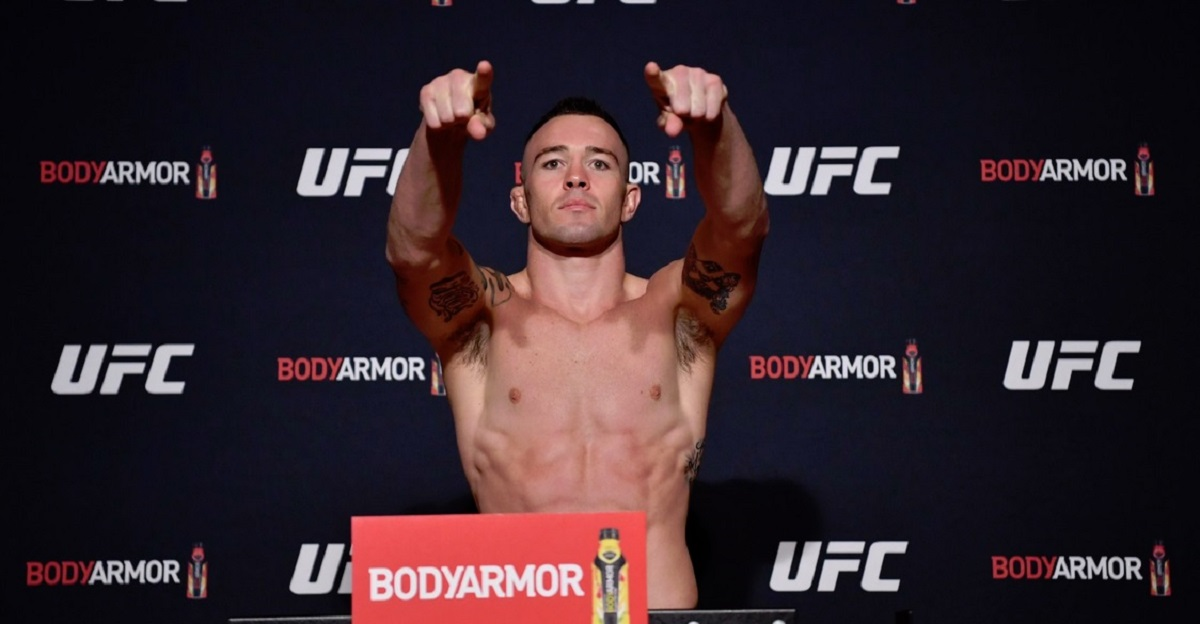 #UFC Vegas 11: Colby Covington Stops Tyron Woodley After Apparent Injury - https://t.co/E2xbfbCban #UFCVegas11 https://t.co/fXjMLXToxK