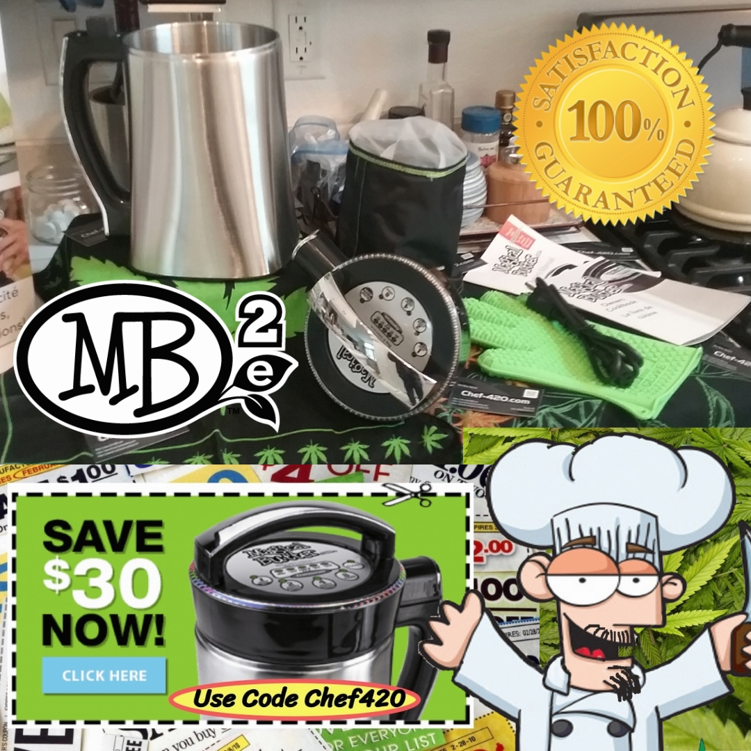 Chef 420s Reviews the Magical Butter Machine. If you are Interested in getting a MB 2e Infuser, I'll break it down for you.  >>https://t.co/YJAr84m7nW  #Chef420 #Edibles #Medibles #CookingWithCannabis #CannabisChef #CannabisRecipes #InfusedRecipes @MagicalButter #CannaFam https://t.co/Yzk955YyyM