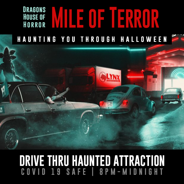 Have you grabbed your tickets for tonight's event? Dragon's House of Horror's - Mile of Terror opens in only FOUR hours! Grab your tickets here ---> https://t.co/iSB2KbFQh5 . #dragonshouseofhorror #abqlive #uptownabq #mileofterror  #nobhillabq #riorancho #albuquerque #newmexico https://t.co/slu81ZTCFx