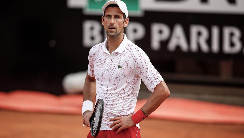@DjokerNole tras romper su raqueta ante #Koepfer: No soy perfecto. 😱 👇👇 https://t.co/NirfbIpSPO  #ATPTour #news #tenis #Djokovic #Actualidad https://t.co/yn7fYvYYws