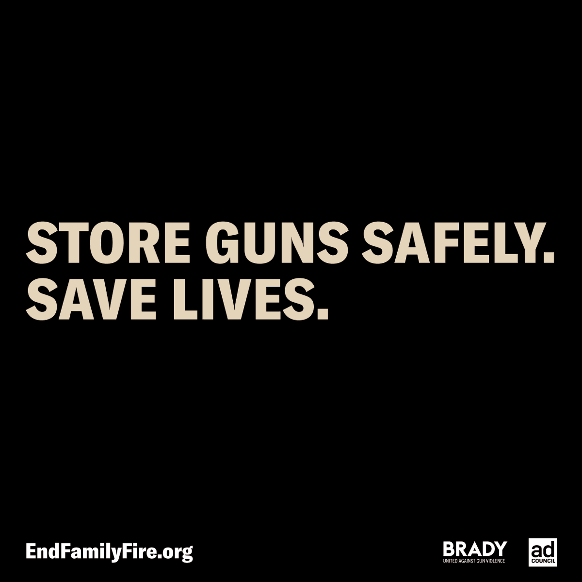 We lose 63 people to gun suicide in America every day – more than are lost to firearm murders and unintentional shootings combined. That's if one of the deadliest mass shootings happened… everyday.  Practice #SafeStorage to #EndFamilyFire https://t.co/zrLJCujnPY