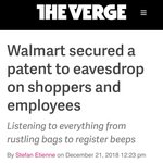 Image for the Tweet beginning: Oracle and Walmart have taken