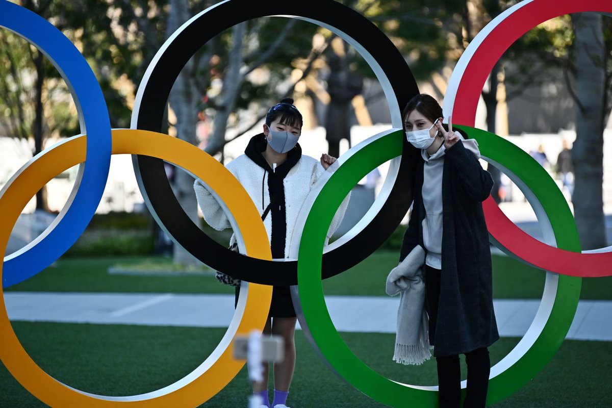THEY DON'T CARE: Tokyo Olympics to Go on in 2021 Despite Coronavirus Says Vice-President https://t.co/DiiHP0AypX #Coronavirus #Olympics #Tokyo https://t.co/M3ZluHYz2q