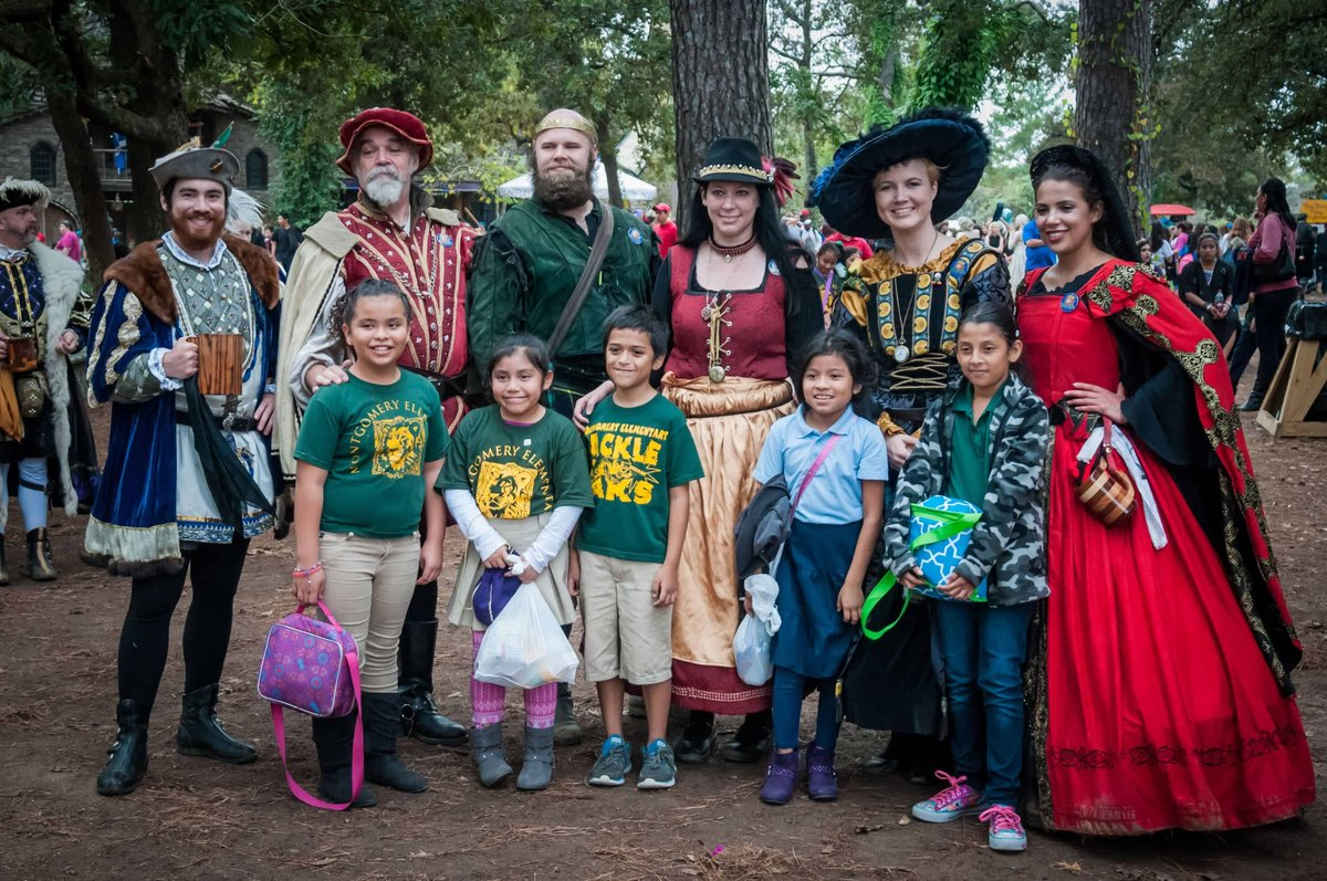 USA Event Guide: Texas Renaissance Festival | Best Family Escapes. Oct 3 - Nov 29, 2020. Yes, it's on! https://t.co/6zxgG6Pahm #toddmission #music #love #summer #musicfestival #party #fashion #dance #festivalfashion #livemusic #fun #art #festivalseason #travel https://t.co/uQYMiWlSj6