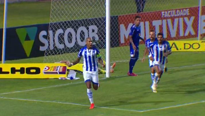 ⚽ CSA abre 2 a 0 contra o Cruzeiro. Siga a partida, pela Série B: https://t.co/o3lNBug3Lz https://t.co/IVLut7Mz5b