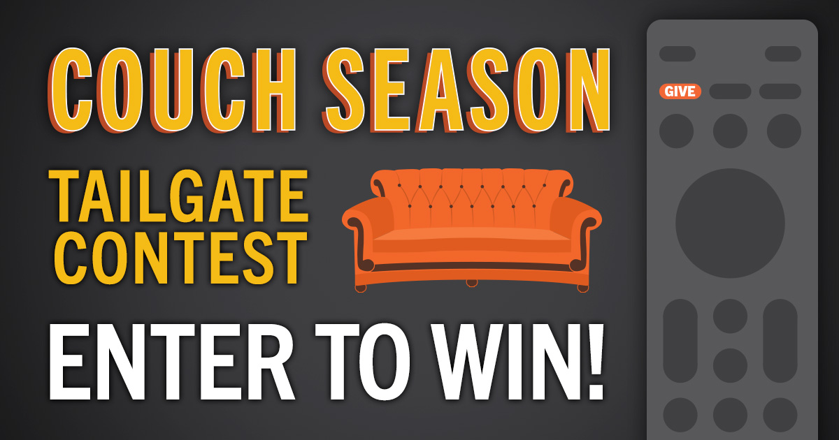 Happy Game Day, #ClemsonFamily! The #Clemson #CouchSeason At-Home Tailgate Contest Continues! Celebrate your Tigers remotely and send us the best photos of  YOUR Couch Season At-Home Tailgate! Winners will be chosen. Prizes will be given! Full details at https://t.co/ZNlLxf5OvK https://t.co/4kvqNfgY38