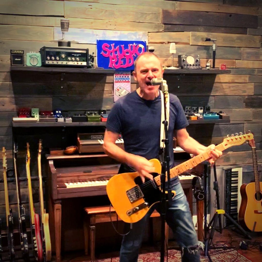 At Studio Red in North Hollywood, CA. Please LIKE my music page here: https://t.co/ZrwR6MxJHl #veganmusician #rockmusic #punk #telecaster #telecasterguitar #rocknroll #vegansong #electrovoice #ev664 #veganmusic #adamlasus #studiored #vegan #animalrights #animalliberation https://t.co/jp66dR5XnU