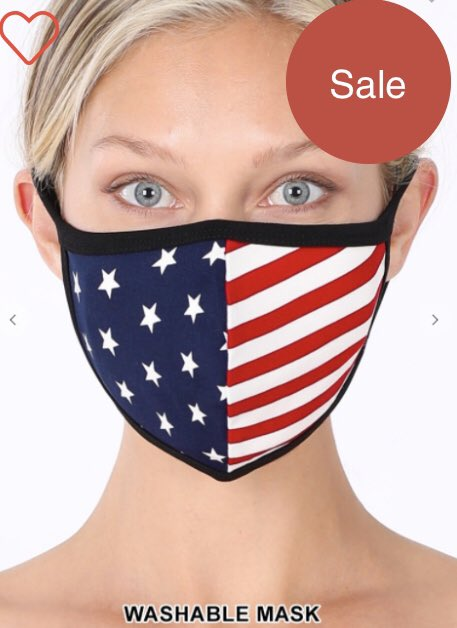 🛍 Our washable masks 👉🏼 https://t.co/Rlc1swIkCX #flag #covid_19 #mask #america #trending #share #sale #onlineshop #onlineboutique #shoponline #coronavirus #weekendvibes https://t.co/CECT6Re7Jx