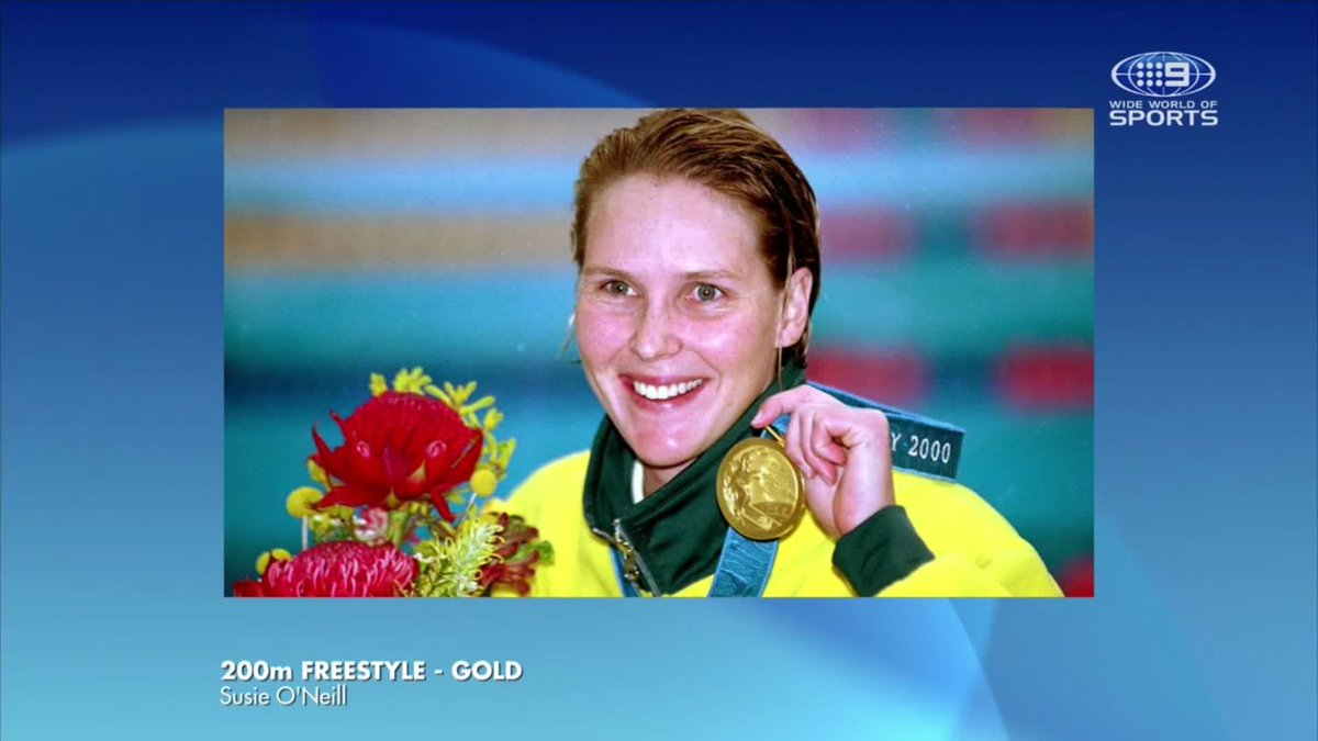 'Madame Butterfly' Susie O'Neill reflects on the 2000 Olympics.  STREAM: https://t.co/RQLVeUrL1h   #9WWOS #9SportsSunday  #Olympics https://t.co/Oc6rzydlls