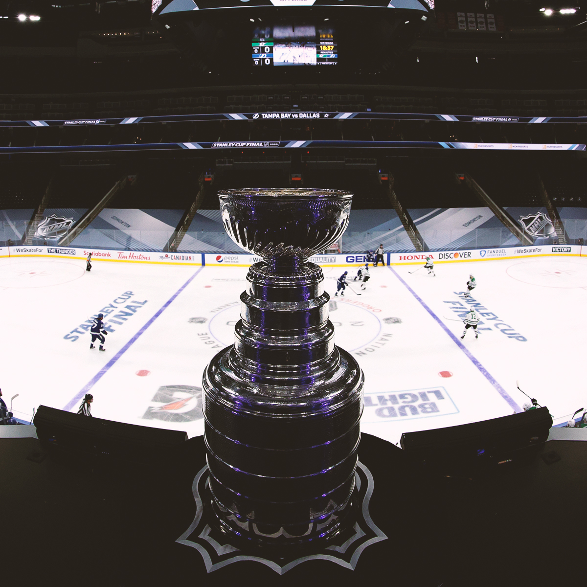 @NHLonNBCSports's photo on #StanleyCup