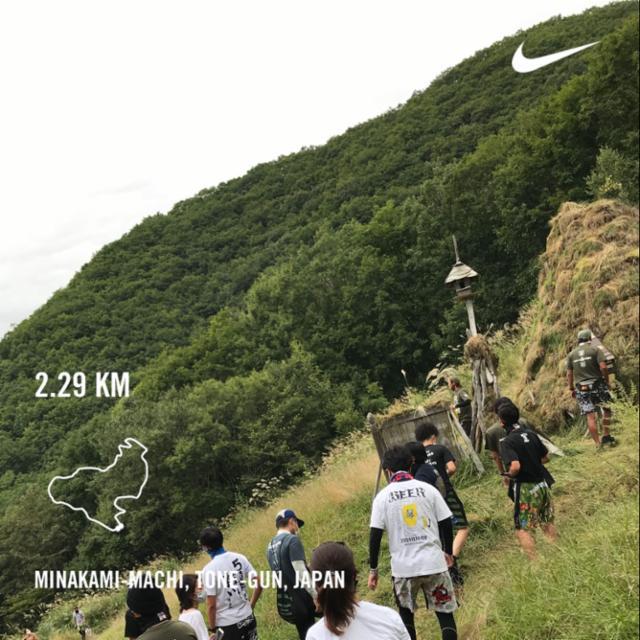 初参加。NACMAN HOUSEを超えてさらに上まで。坂道、キツかった😅 けど楽しかった😆  Ran 2.29 kilometers with Nike Run Club #JustDoIt   #ニューアコラン2020 #RUNANDMOSH2020 #幡ヶ谷再生大学陸上部 #mobstyles https://t.co/CdjAN9912Z