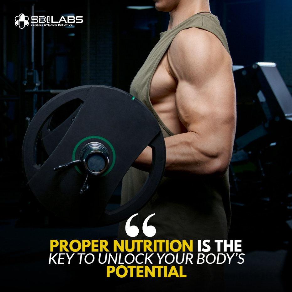 The role of nutrition during the bodybuilding phase is to supply necessary fuel to support the demands of training and provide substrates (quality protein) to maximize muscle growth and repair.  #sdilabs #gymmotivation #gym #fitness #fitnessmotivation #gymlife #fit #workout https://t.co/Z0Ovsvo0aB