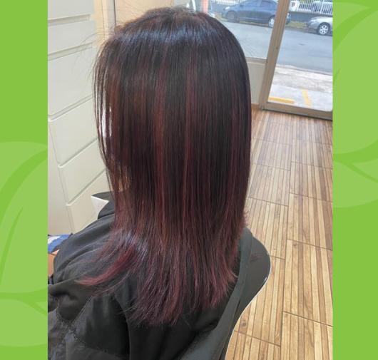 ✨Dale un twist diferente a tu cabello✨ Efecto de color violeta by #DennyGonzalez  📞 (787)789-6412 💻 https://t.co/jmXQfghIcv 📲 Facebook Appointments #Creatif #Salon #Spa #Nails #BarberShop #Selfie #SiempreBella #BookCreatif https://t.co/LgiD9wNfTi