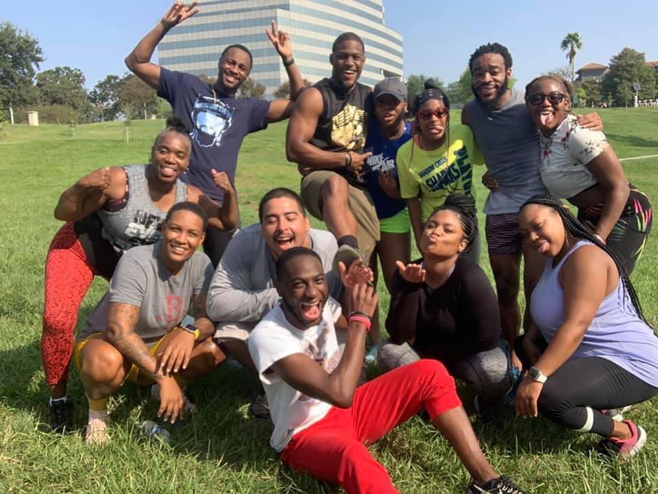 And if you're not at bootcamp with us, you're missing out! #HoustonBootcamp #HoustonFitness #Fitness #houstontx #Houston https://t.co/v95btLPmrt