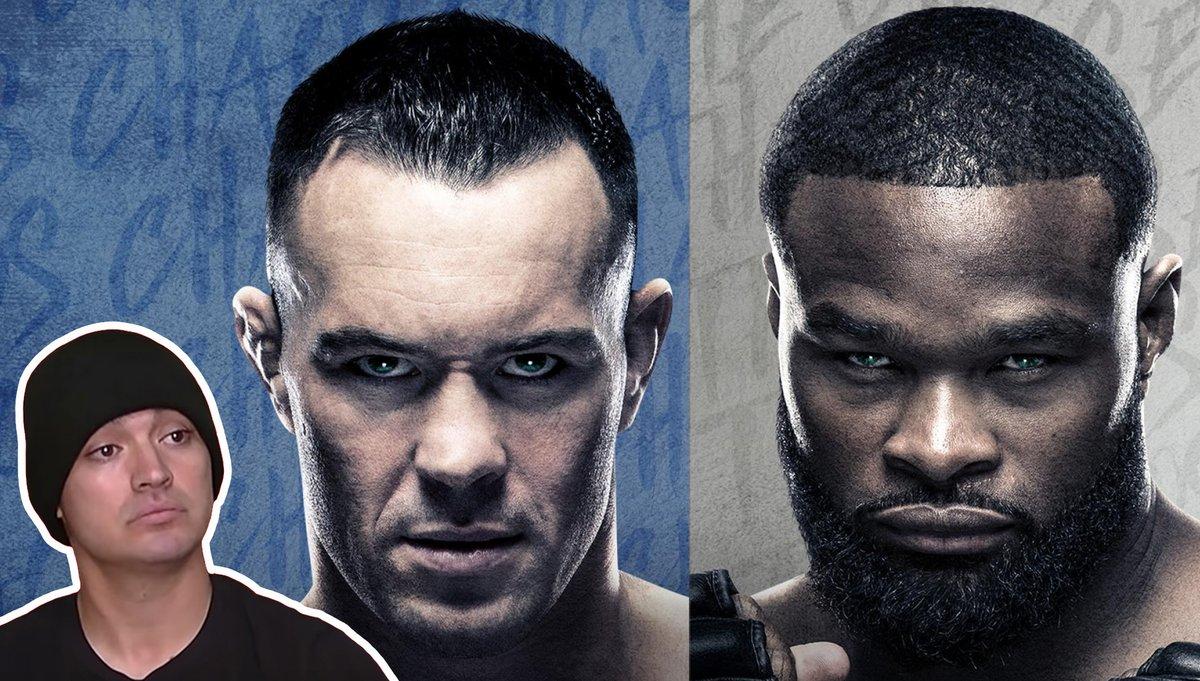 WE'RE DOING IT LIVE!! 🔥🔥 https://t.co/TZ30Hqpg3L #woodley #covington #UFCVegas10 #UFC #MMA https://t.co/EitdeeZ2FQ