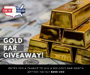 >>>Win a #Gold Bar ($600 USD) -- open to the US and Canada! 🇺🇸 🇨🇦  #free #dinero #argent #win #contest #giveaway #sweepstakes #sorteo  Enter here >>> https://t.co/mBcNEUW9mP https://t.co/3tZVOGluAE
