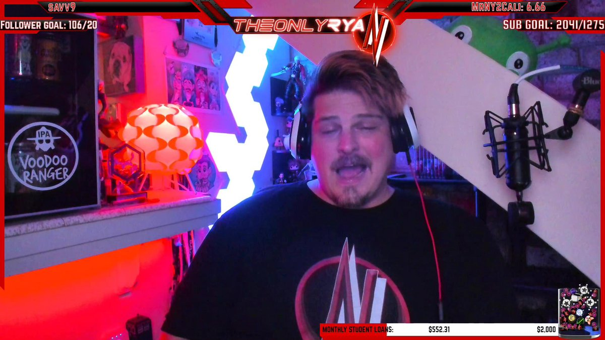 Still Twitch streaming Just Chatting! Come join the fun! [06:03] twitch.tv/theonlyryann?2…