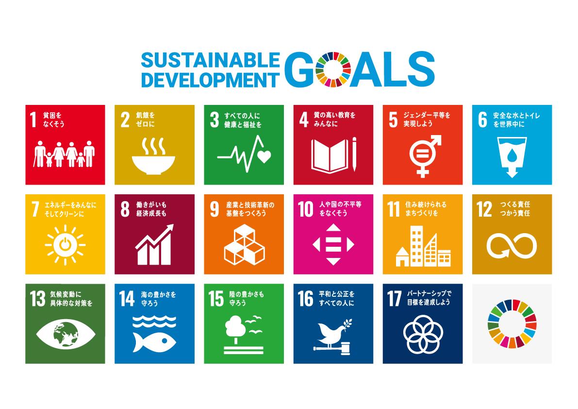 デスクトップの背景をSDGsの17項目の目標にしてみた。 常に意識するところから始めたい。 #SDGs https://t.co/SllwA52APq