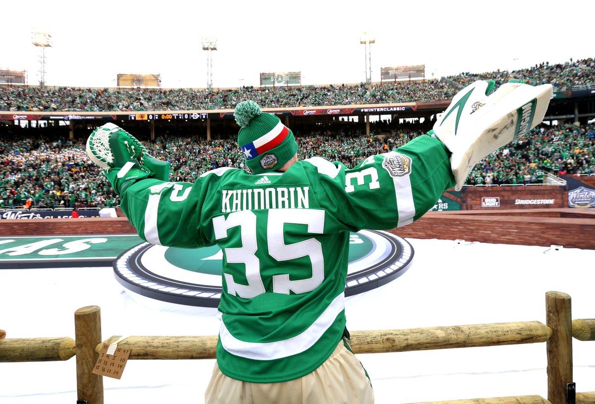 @NHLonNBCSports's photo on #GoStars