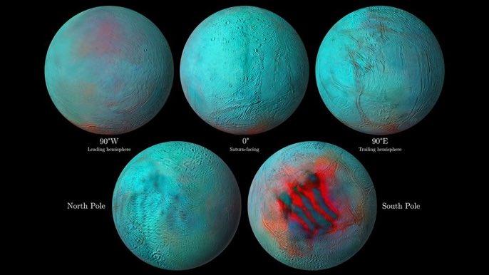 赤外線写真の土星🪐  #土星 #宇宙 #無限 https://t.co/iIQmiK2mNa https://t.co/XDkYtJFlOw