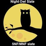Image for the Tweet beginning: Night Owl beta test slate