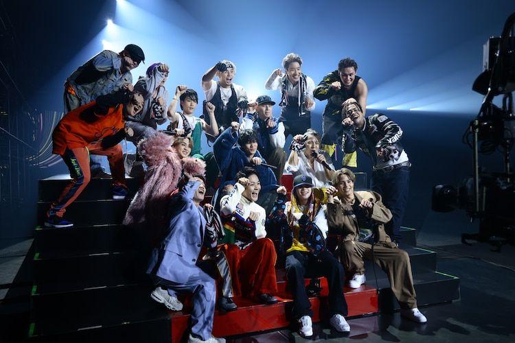 【記事】THE RAMPAGEが新曲連発!「LIVE×ONLINE」ロケットスタート切る★セットリストあり9/22火 22:59まで見逃し配信。