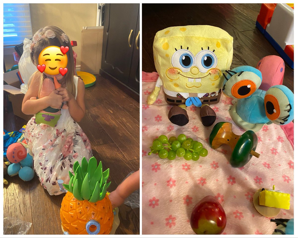@BriefTake Thank you so much for the #SpongeBob prize pack. My niece loved it! https://t.co/TfUQ1TmvJq