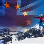 Image for the Tweet beginning: Brexit Impact for Next Ski