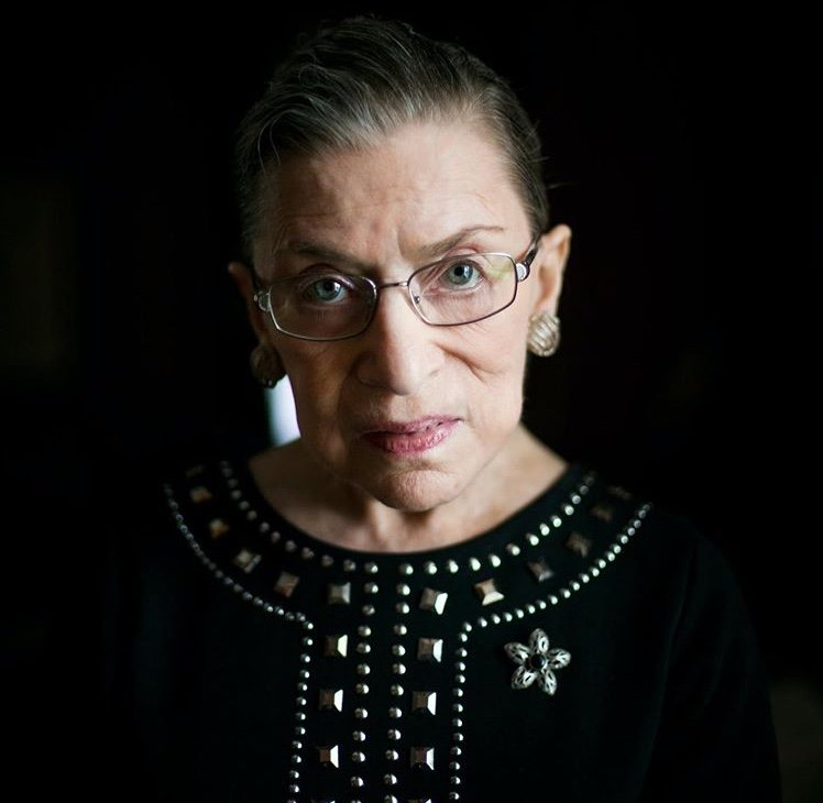 Rest in peace, Ruth Bader Ginsburg.  Your exceptional fight for fundamental rights, law and gender equality will be missed.   Your legacy is an inspiration and responsibility for all of us.  #RBG https://t.co/G2YqfXx0u0